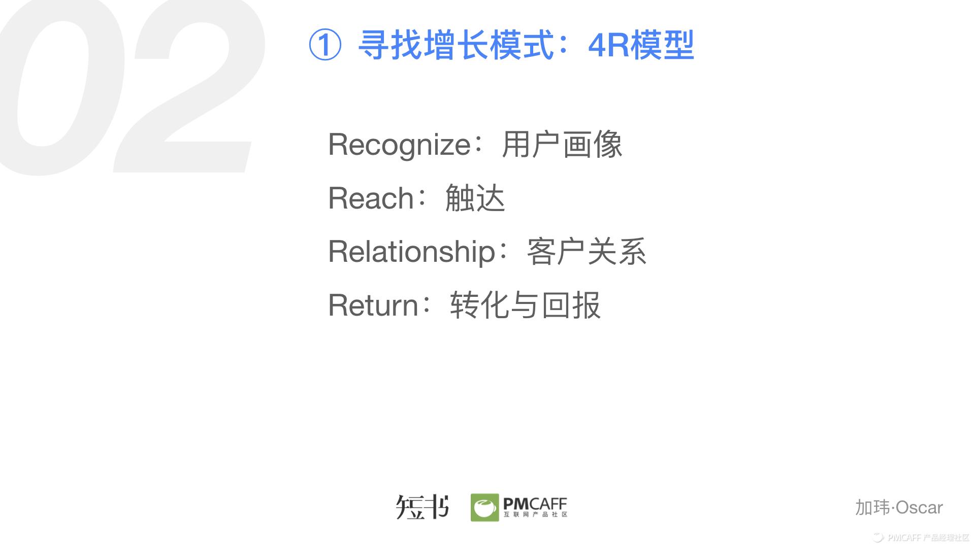 4R模型_加玮_增长思维